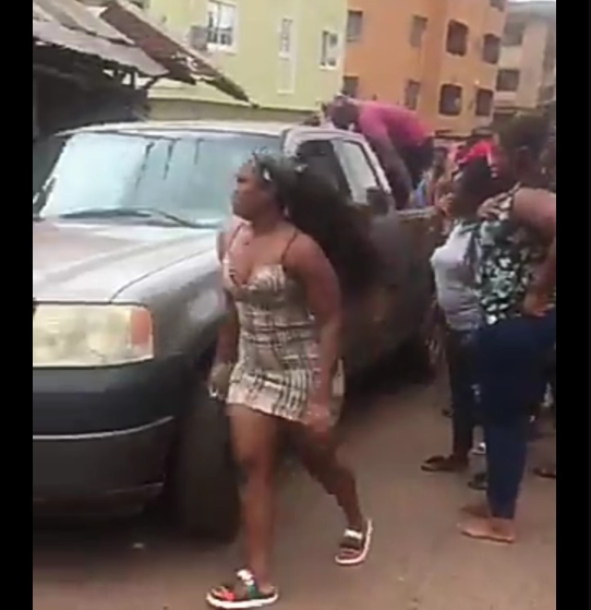 BBNaija's Cee-C Breaks Silence After Her Car Fails Brake In Enugu; Confirms One Person Was Injured