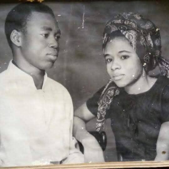 Nigerian couple celebrate 50th wedding anniversary (photos)