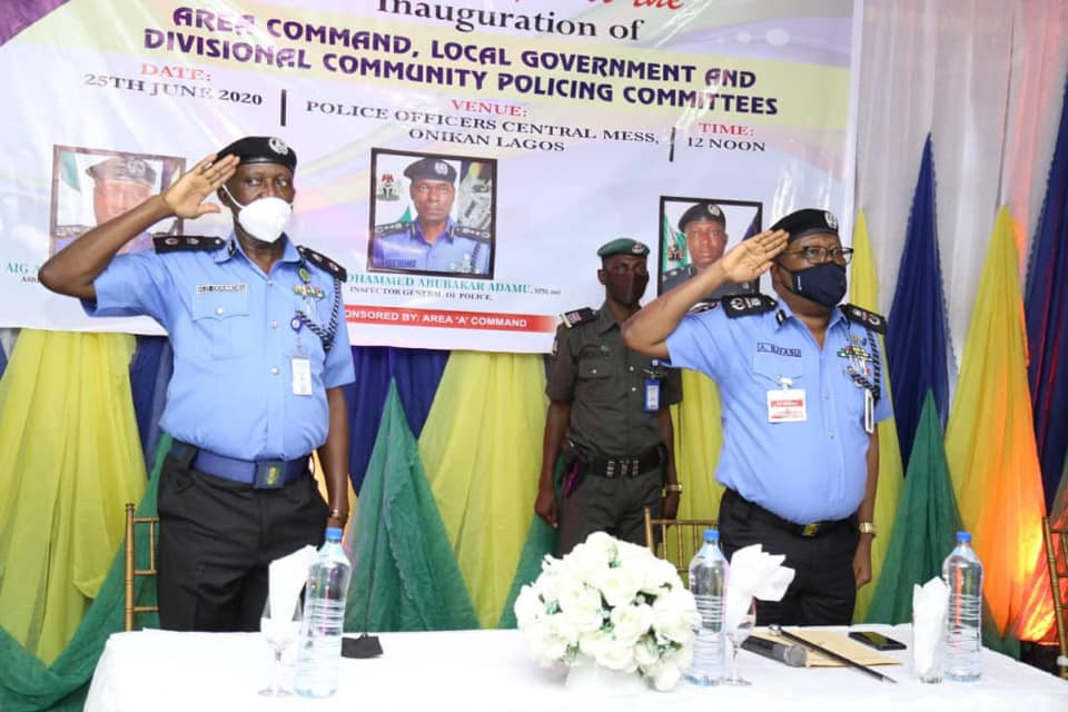 Lagos police begins full implementation of community policing