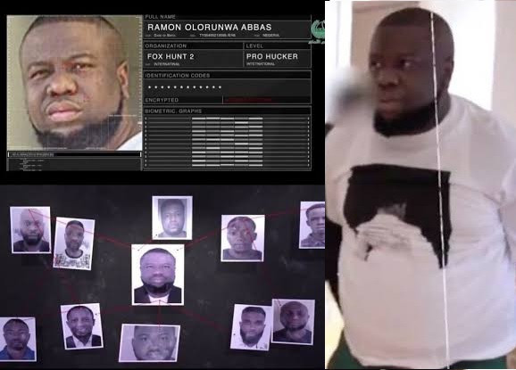 Nigerians praise Dubai police following the release of the video of Hushpuppi's arrest alongside others