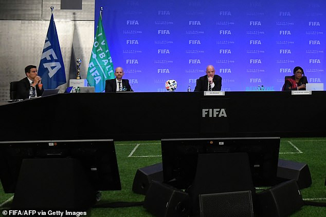 Australia and New Zealand to co-host 2023 Women?s World Cup after Brazil dropped out from hosting the tournament due to COVID-19 pandemic
