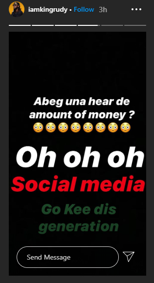 Social media will kill this generation - Paul Okoye