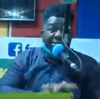 """If my daughter says ?daddy, I want to be a prostitute? I will not discourage her"" Ghanaian artiste manager Bulldog says (video)"