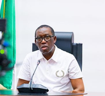 Delta state governor, Ifeanyi Okowa and wife go into Isolation after one of their daughters test positive for Coronavirus