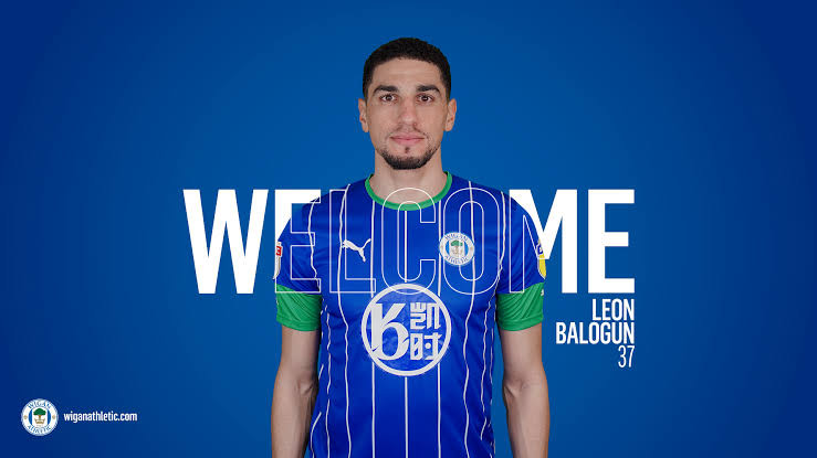 Super Eagles defender Leon Balogun signs permanent deal with Wigan
