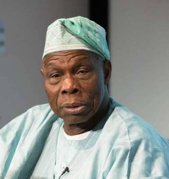 No part of the country can claim to be safe from terrorists, armed robbers and human traffickers - Obasanjo says; Calls for restructuring