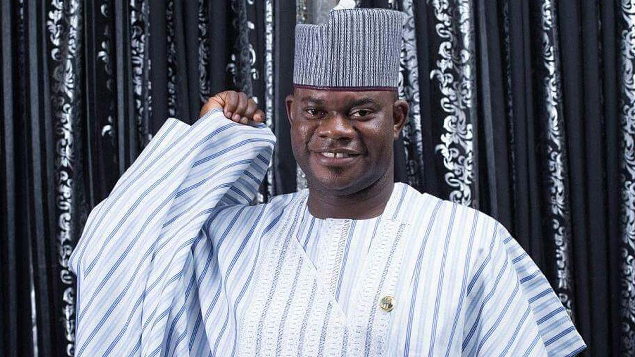 10 PDP governors will soon defect to APC - Governor Yahaya Bello
