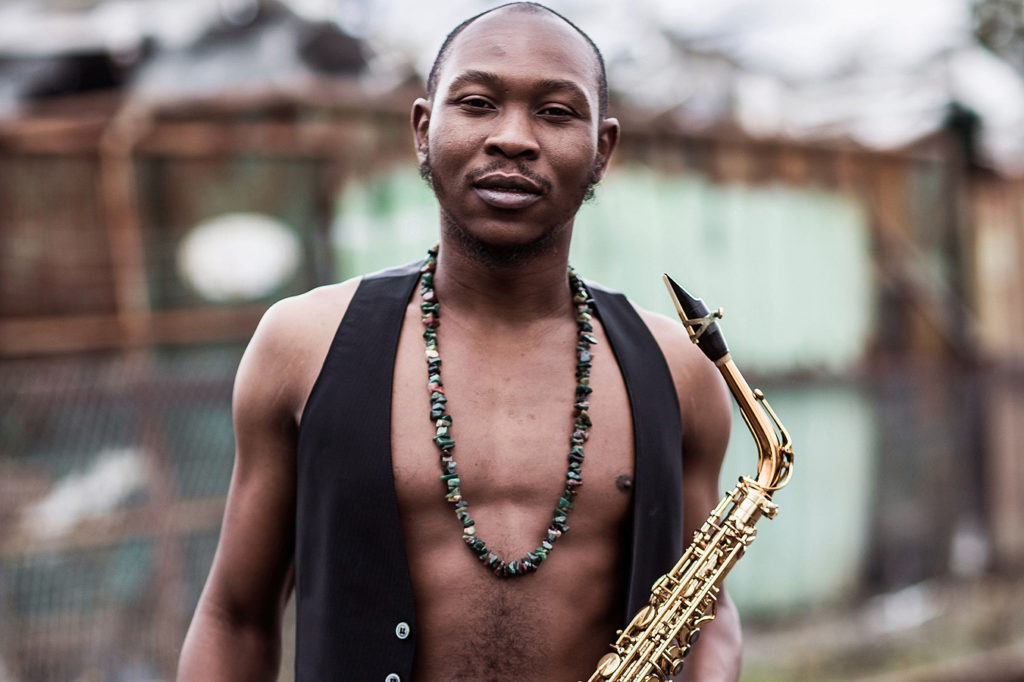 Capitalism is patriarchy and  a true negation of feminine energy ? Seun Kuti
