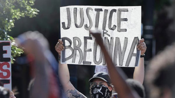 1 fatally shot at Black lives Matter protest in Louisville, Kentucky