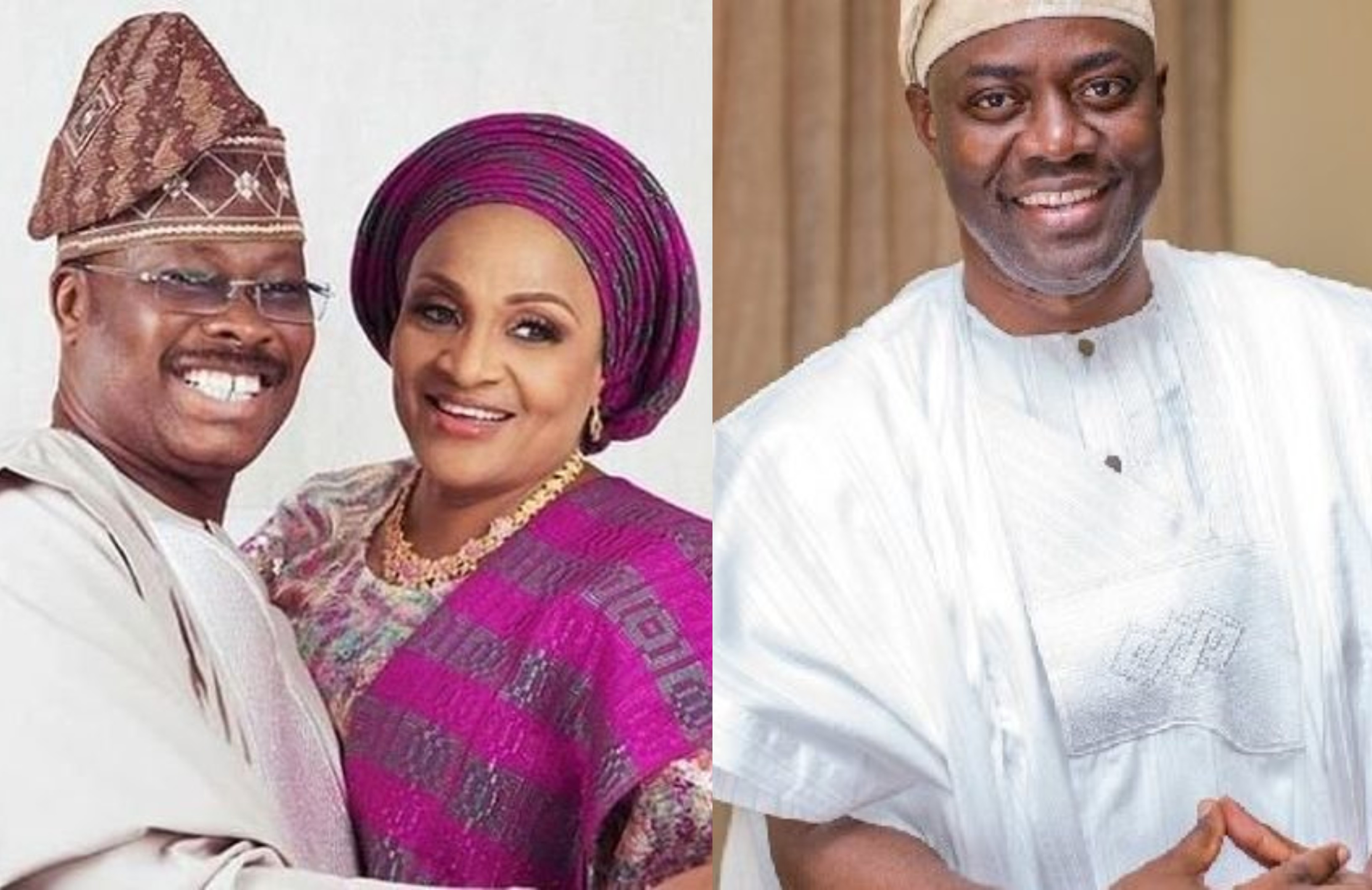 Makinde claimed he called me but he never did, we will all die one day - Ajimobi