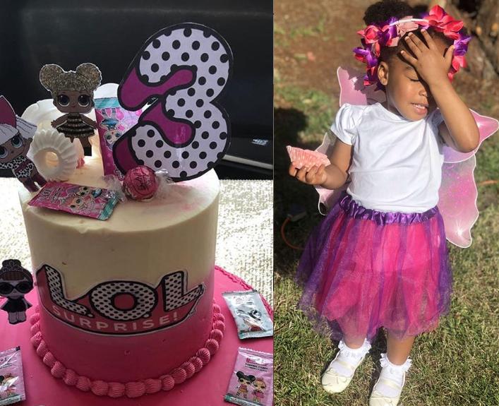 BBNaija star, Venita Akpofure celebrates her beautiful daughter on her 3rd birthday?(Photos)
