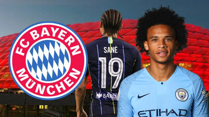 ?Bayern Munich agree to sign Leroy Sane from Manchester City for ?54.8m in a five-year deal?