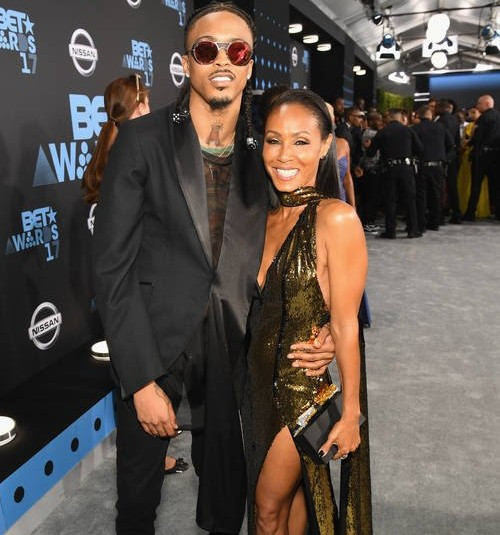 Jada Pinkett-Smith responds after singer August Alsina said they had a romantic relationship with Will Smith