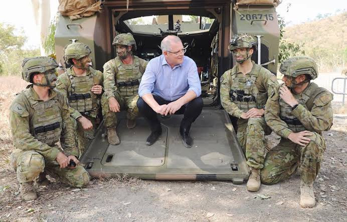 Australia to invest $186 billion to boost defence capabilities amid China's threat in Indo-Pacific