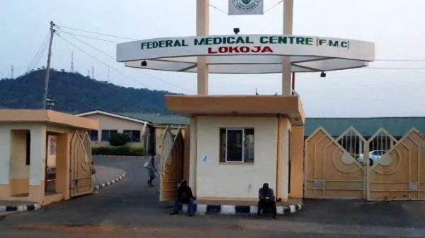 Kogi FMC doctors embark on strike over ?threat to lives?