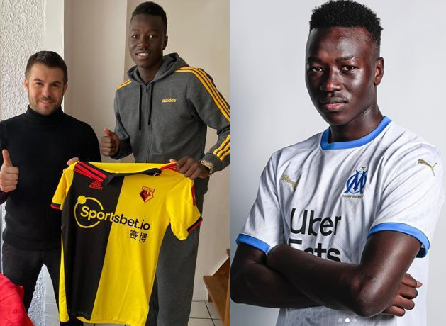 Watford sell Pape Gueye to Marseille just 17 hours after joining them following a controversial comment he made?