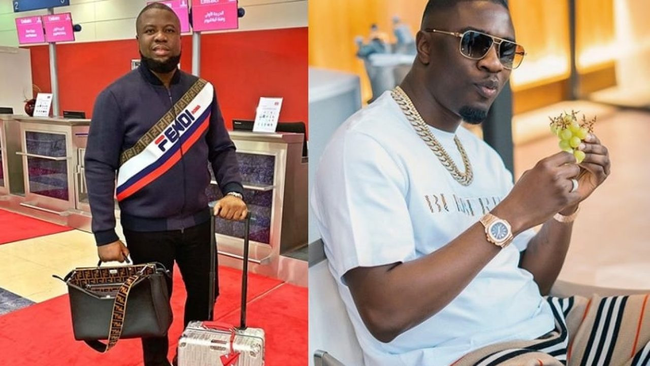 Hushpuppi and Woodberry extradited to US