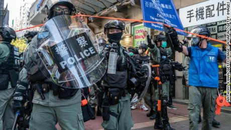 US approves new sanctions bill to punish China over new Hong Kong security law
