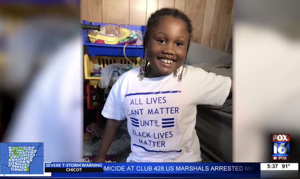 6-year-old girl kicked out of Arkansas daycare after wearing