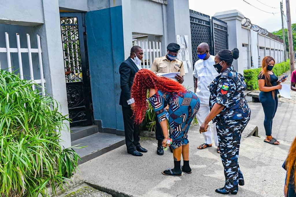 Update: Court grants Dr Anu bail on self-recognisance as case is adjourned till July 9 (photos)