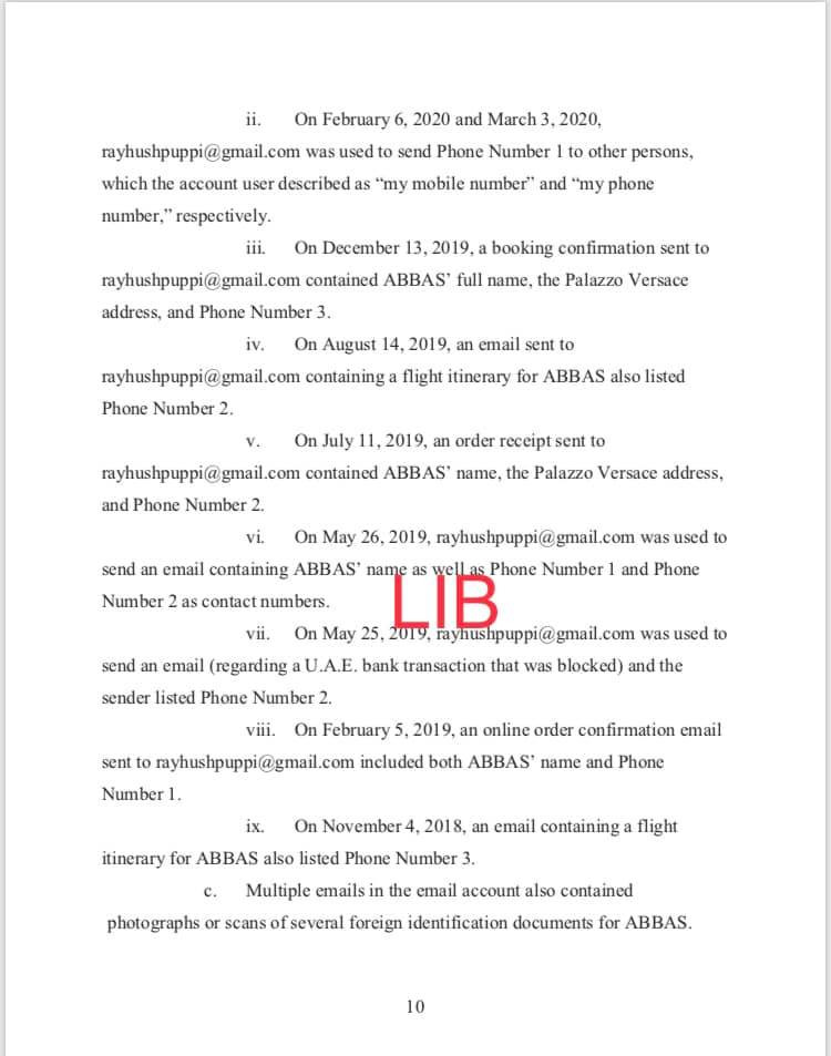 Hushpuppi and co-conspirators accused of stealing over $16m. See charge sheet which captured phone conversations with his alleged gang members after each hit