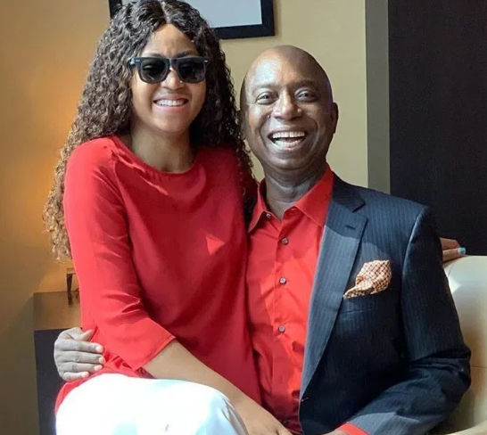 My husband looked like a farmer when I first met him- Regina Daniels