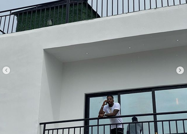 Skiibii buys a new house for his birthday (photos)