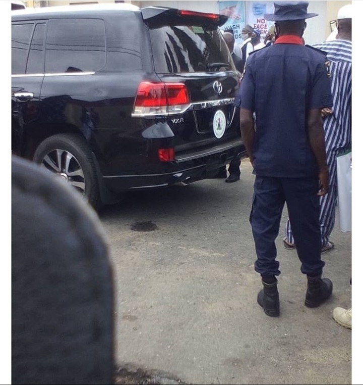 Police prevent Oyo Deputy Gov, Commissioners from attending Ajimobi?s 8th day Fidau; Ajimobi