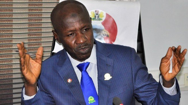 DSS reportedly arrests acting chairman of EFCC Ibrahim Magu over alleged embezzlement