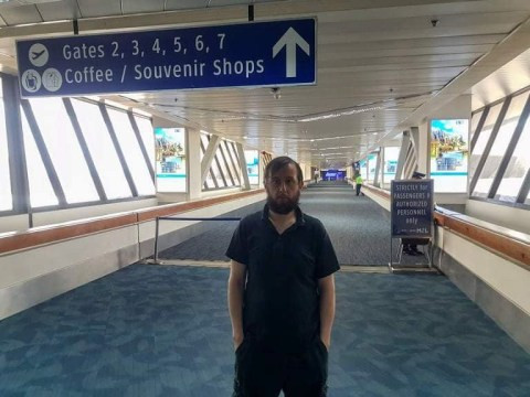 Man stranded in Philippines airport for 110 days due to coronavirus lockdown (photos)