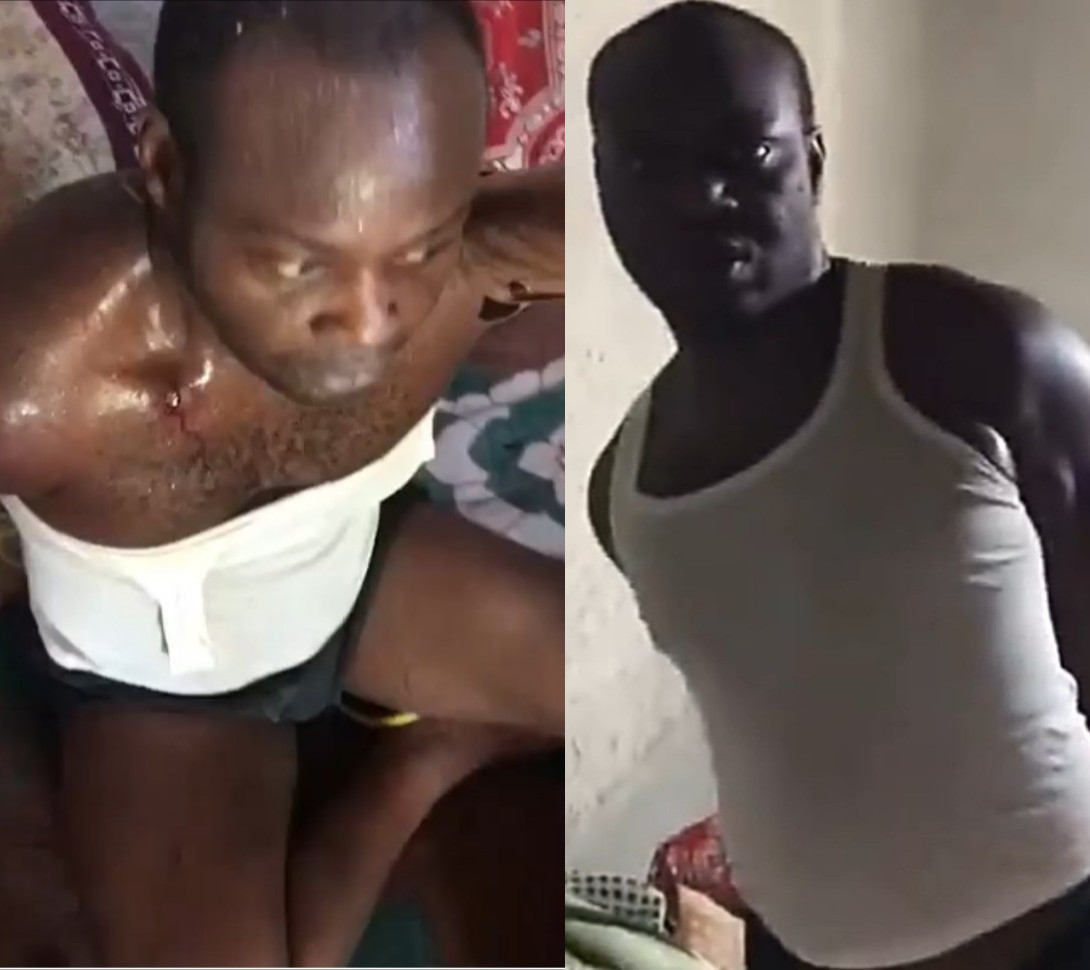NIDCOM reacts to the video of a Nigerian man being tortured by a dreaded Pakistani gang after he was used as a collateral by his brother who owes the gang