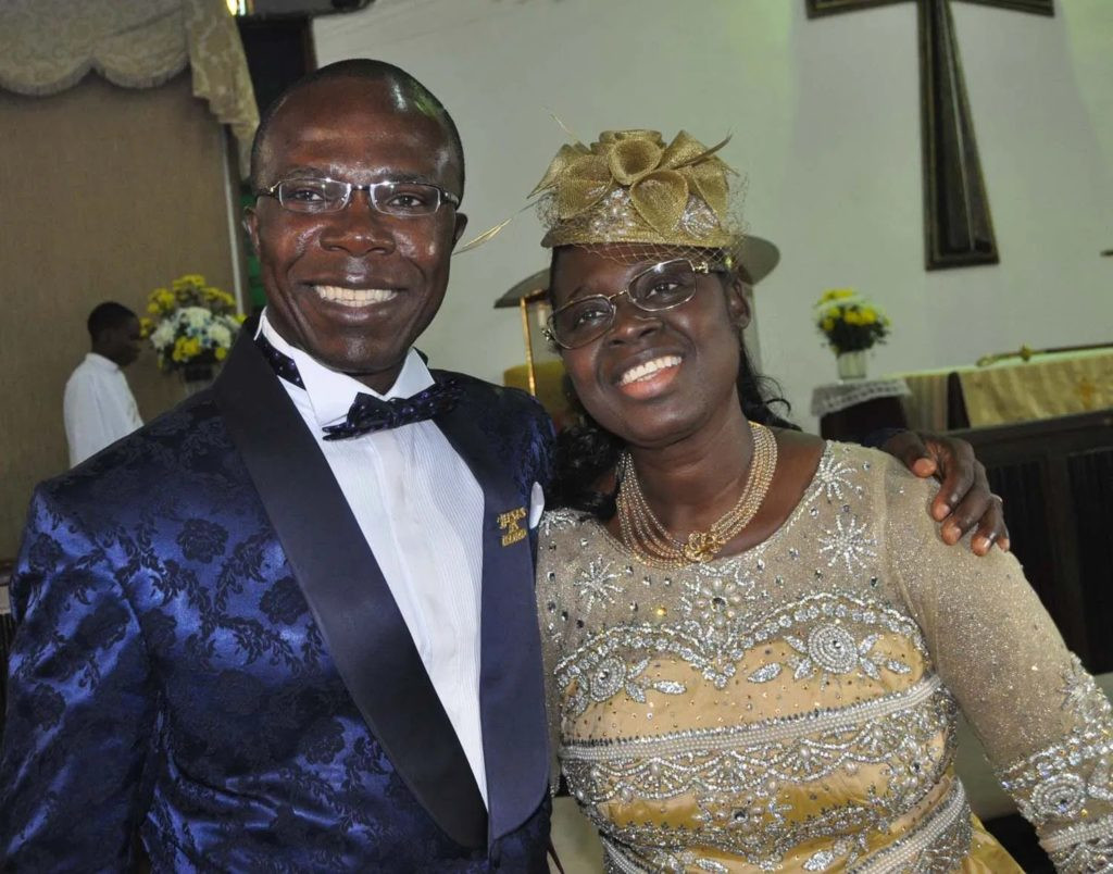My wife?s uncle shot me thrice when I was broke - Coscharis Boss,  Cosmos Maduka
