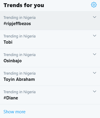 Rumour debunked as #RIPJeffBezos trends following report that the richest man in the world drowned in a river