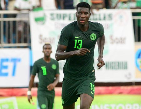 Nigerian striker, Paul Onuachu test positive for Coronavirus