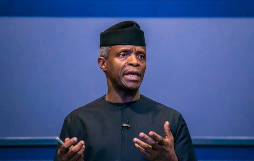 Osinbajo denies receiving N4billion from suspended EFCC Chairman, Ibrahim Magu