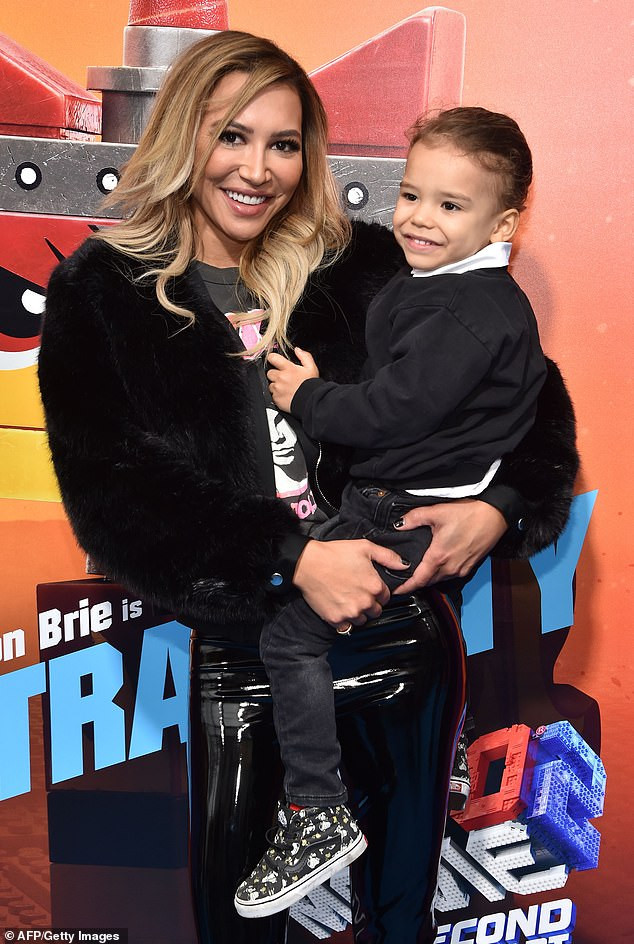 Glee actress, Naya Rivera is missing and presumed dead after her 4-year-old son is found alone on a boat?