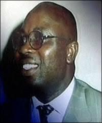 2006 video of Nigerian man shouting