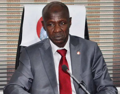 Suspended EFCC boss Ibrahim Magu asks IGP for bail