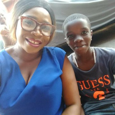 """He was detained in Asaba"" Missing 11-year-old son of single mother is found alive and healthy"