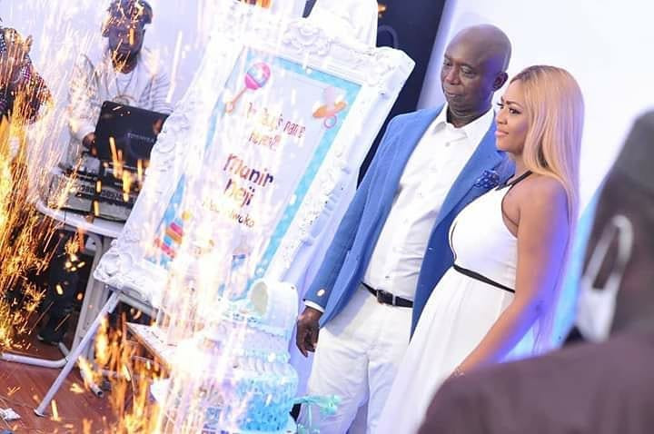 Photos from the naming ceremony of Regina Daniels and Ned Nwoko