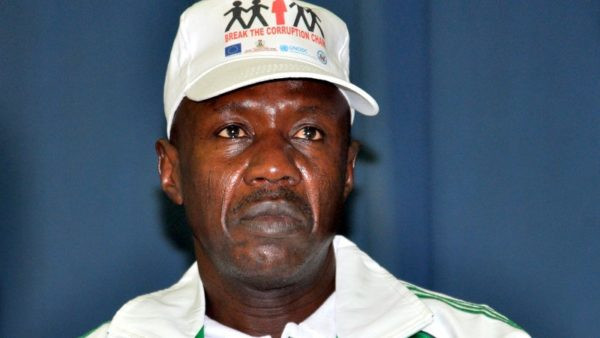 Suspended EFCC boss Ibrahim Magu writes presidential investigation panel; speaks on the allegations leveled against him and makes demands