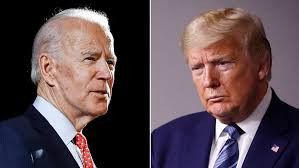New polls show Joe Biden leading Donald Trump ahead of elections