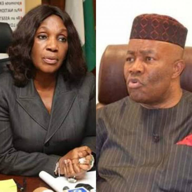 I'm the only woman that have slapped Akpabio - Former NDDC Acting MD, Joy Nunieh accuses Minister of Niger Delta Affairs of allegedly sexually harassing her lindaikejisblog