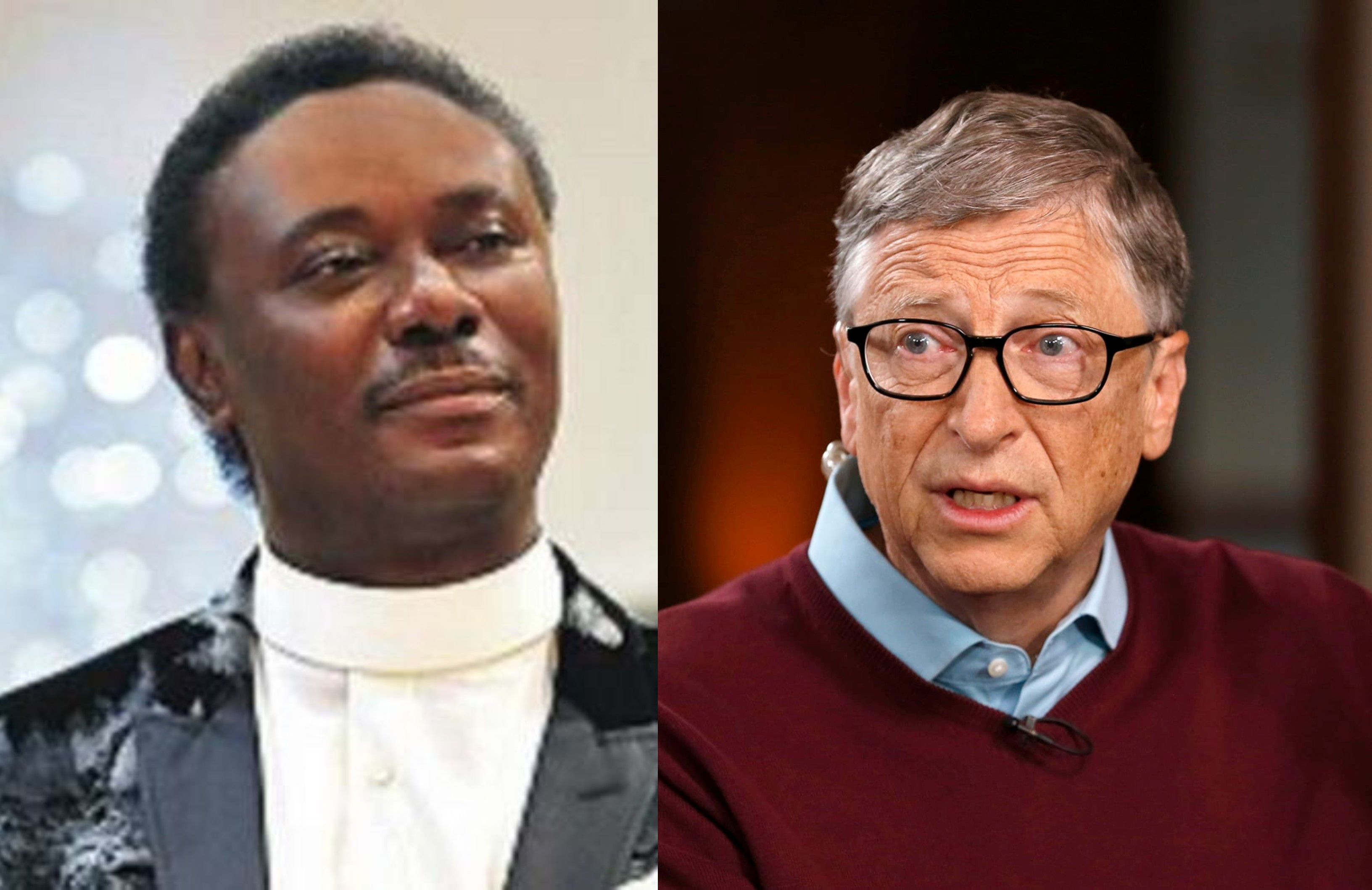 Bill Gates is leading an agenda to destabilize the world and execute a satanic agenda against the church - Rev. Chris Okotie
