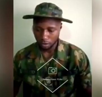 """While I was his orderly, he used to maltreat me and treated me as a slave"" Naval officer cries out and accuses Rear Admiral I.O Mohammed of maltreatment (video)"