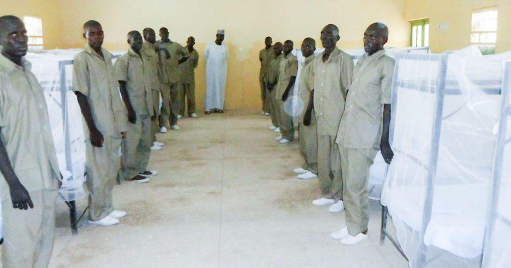Over 600 repentant Boko Haram members denounce their membership of the terrorist group