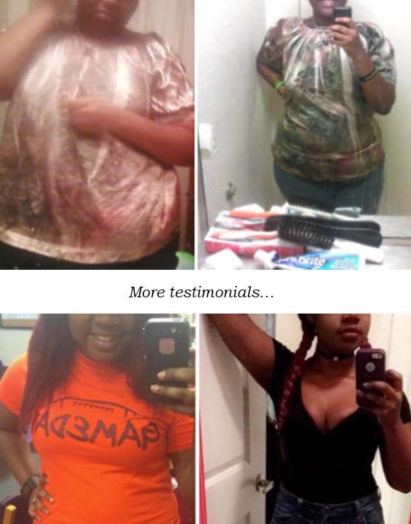 Abuja Civil Servant Gives Away Natural Fat Loss Solution She Used