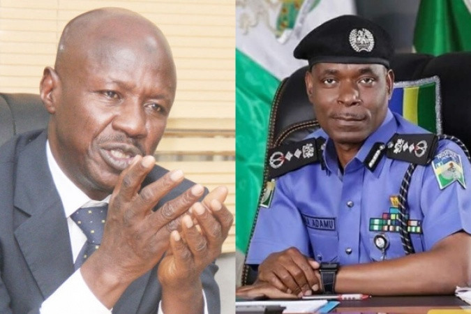 Direct your bail application to presidential panel- IGP tells suspended EFCC boss, Ibrahim Magu