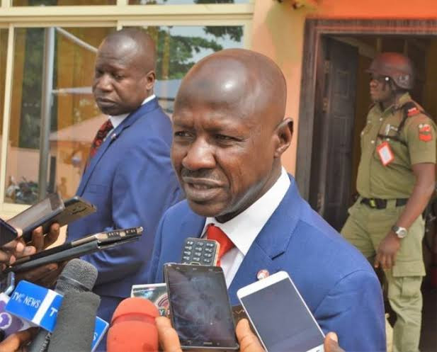 Ibrahim Magu released from detention