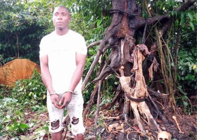 Two kidnappers nabbed in Rivers state, victim?s decomposing corpse recovered